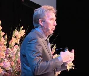 Dutch 'scientivist' Jan Rotmans at #RO2015