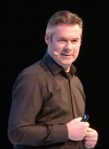 Jos de Blok, founder of Buurtzorg.