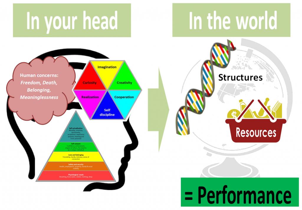Matt Black Systems self-management principles