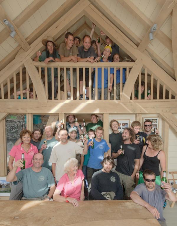 Carpenter Oak team