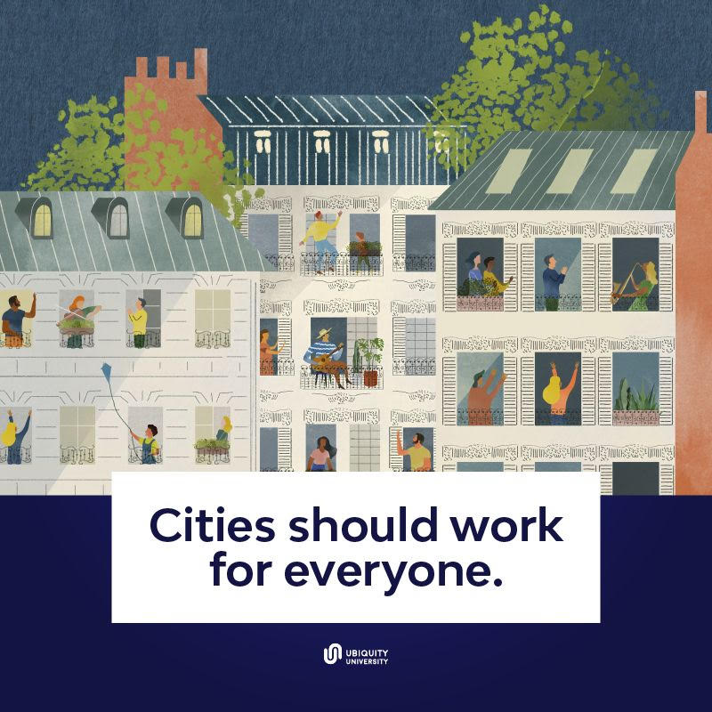 Cities should work for everyone