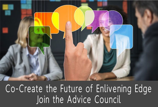 Take the Enlivening Edge Get Acquainted Survey