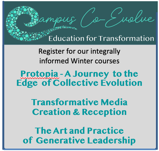 Campus Co-Evolve Winter Courses